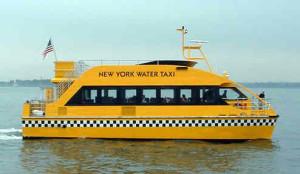 NY-water taxi
